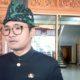 Bupati Bangkalan R Abdul Latif Amin Imron Saat Diwawancarai, Kamis (24/10/2019)
