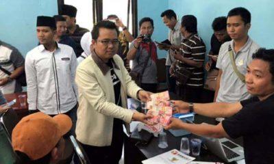 Pilkada Bangkalan, Kades Laporkan Farid Alfauzi Dugaan Money Politik