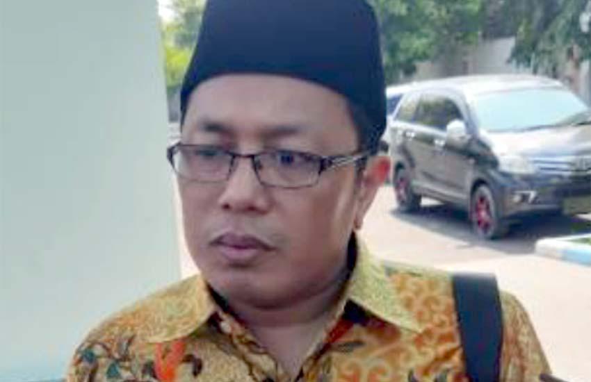 Nur Hasan Ketua Pansus Komisi Informasi Sekaligus Ketua Komisi D DPRD Bangkalan