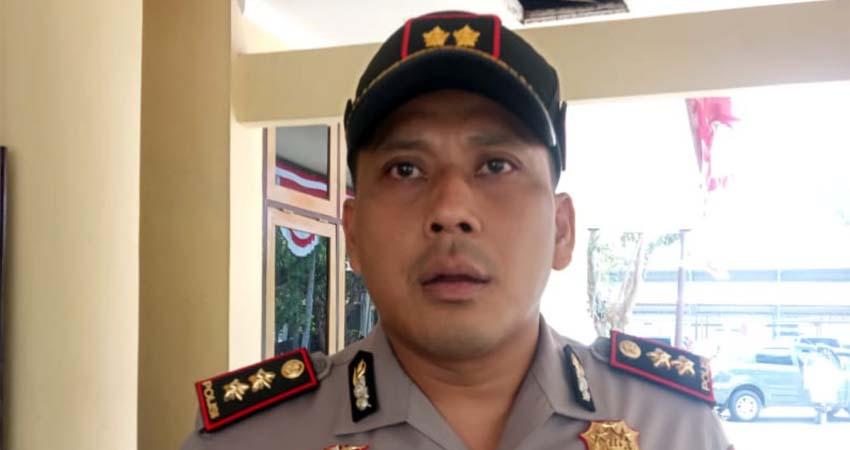 Kapolres Bangkalan AKBP Rama Samtama Putra