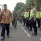 Apel Gelar Pasukan Gabungan Pengamanan pemilihan BPD