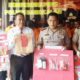 20 tersangka narkotika saat dirilis Polres Bangkalan