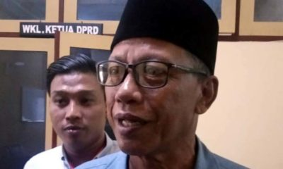 Tohari mantan ketua BPD Arosbaya