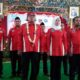 Pengurus Fokan saat dilantik