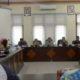 suasana audiensi DKR di DPRD Bangkalan