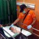 Tim identifikasi Polres Bangkalan melakukan pemeriksaan terhadap jenazah bayi, Rabu (12/2/2020)