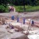 Banjir dan longsor di Desa Tlokoh Kecamatan Kokop
