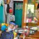 Kapolres Lamongan Beri Bantuan Kursi Roda dan Sembako ke Peyandang Disabilitas Babat