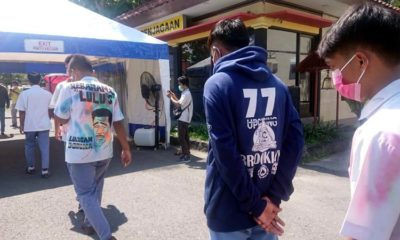Konvoi Kelulusan Saat Physical Distancing, Sejumlah Siswa Digelandang ke Polres Bangkalan