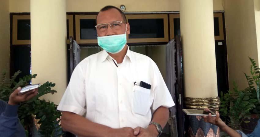 Sudiyo, Kepala dinas kesehatan