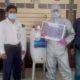 PHW WMO Beri Bantuan warga