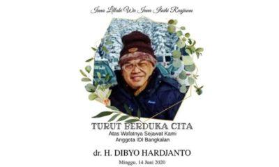Dokter Dibyo Hardjanto