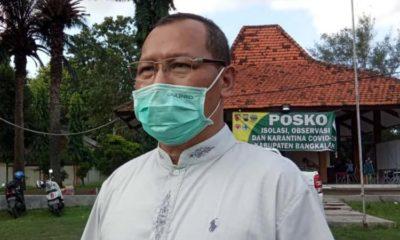 Kepala Dinas Kesehatan, H. Sudiyo
