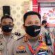 Sambut HUT Bhayangkara ke 74, Ratusan Anggota Polres Bangkalan Gelar Donor Darah