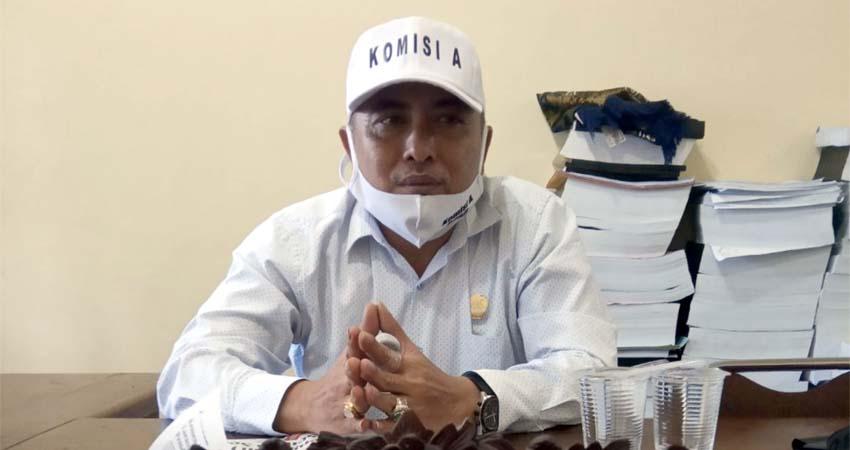 ketua Komisi A DPRD Bangkalan, Mujiburrahman