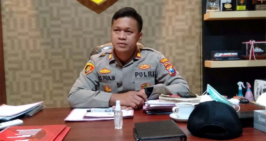 Kasatreskrim Polres Bangkalan, AKP Agus Sobarnapraja