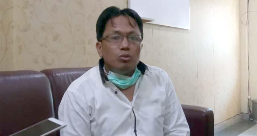 Nur Hasan Ketua Komisi D
