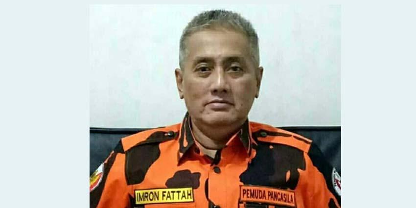 KH Imron Abd Fattah Wasek MPW Pemuda Pancasila Jatim