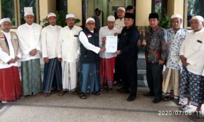FPI bersama Pimpinan DPRD Bangkalan