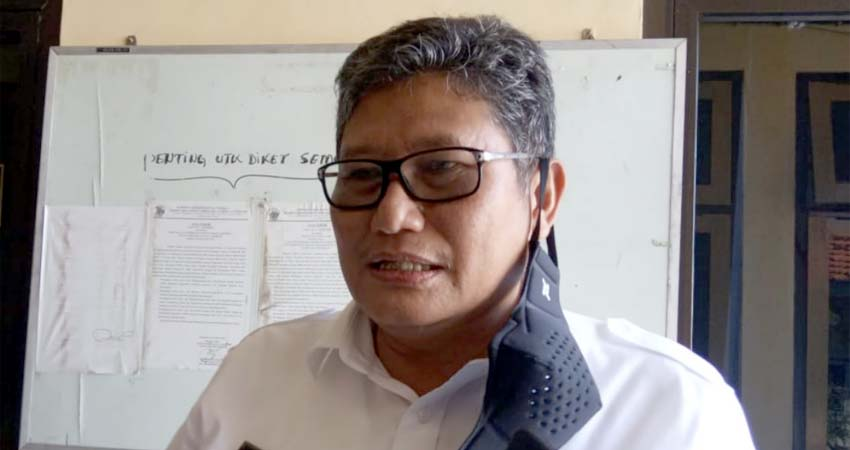 Plt PUPR, Ishak Sudibyo